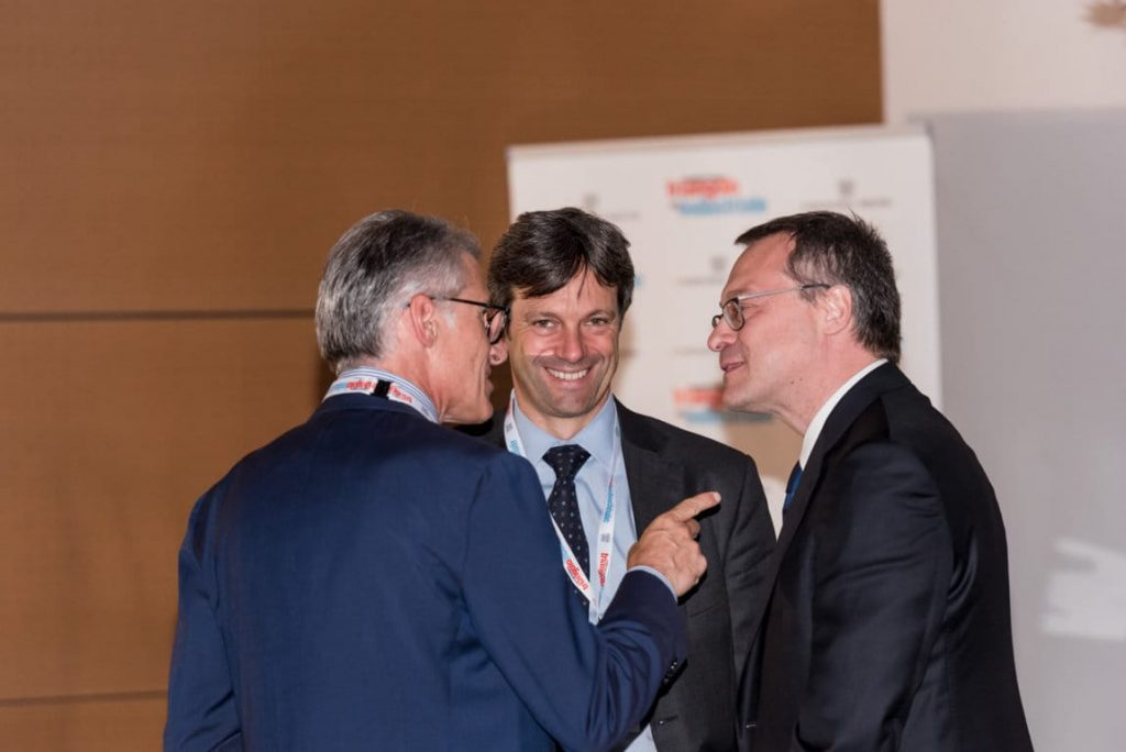 Auro Palomba, Zoppas e Bonomi